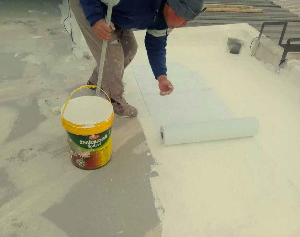 filtraciones de agua en techos de concreto