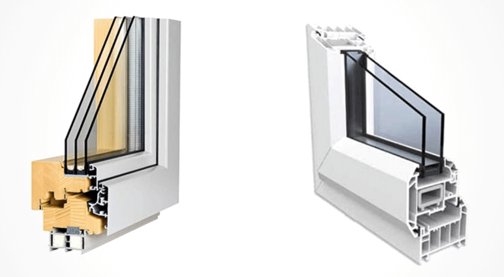Solución con cristales doble vidrio