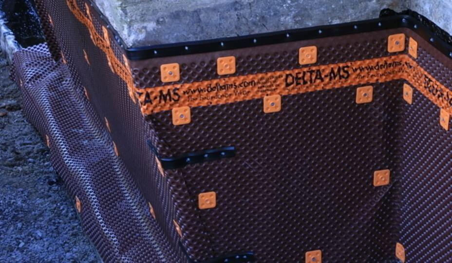 membrana de base